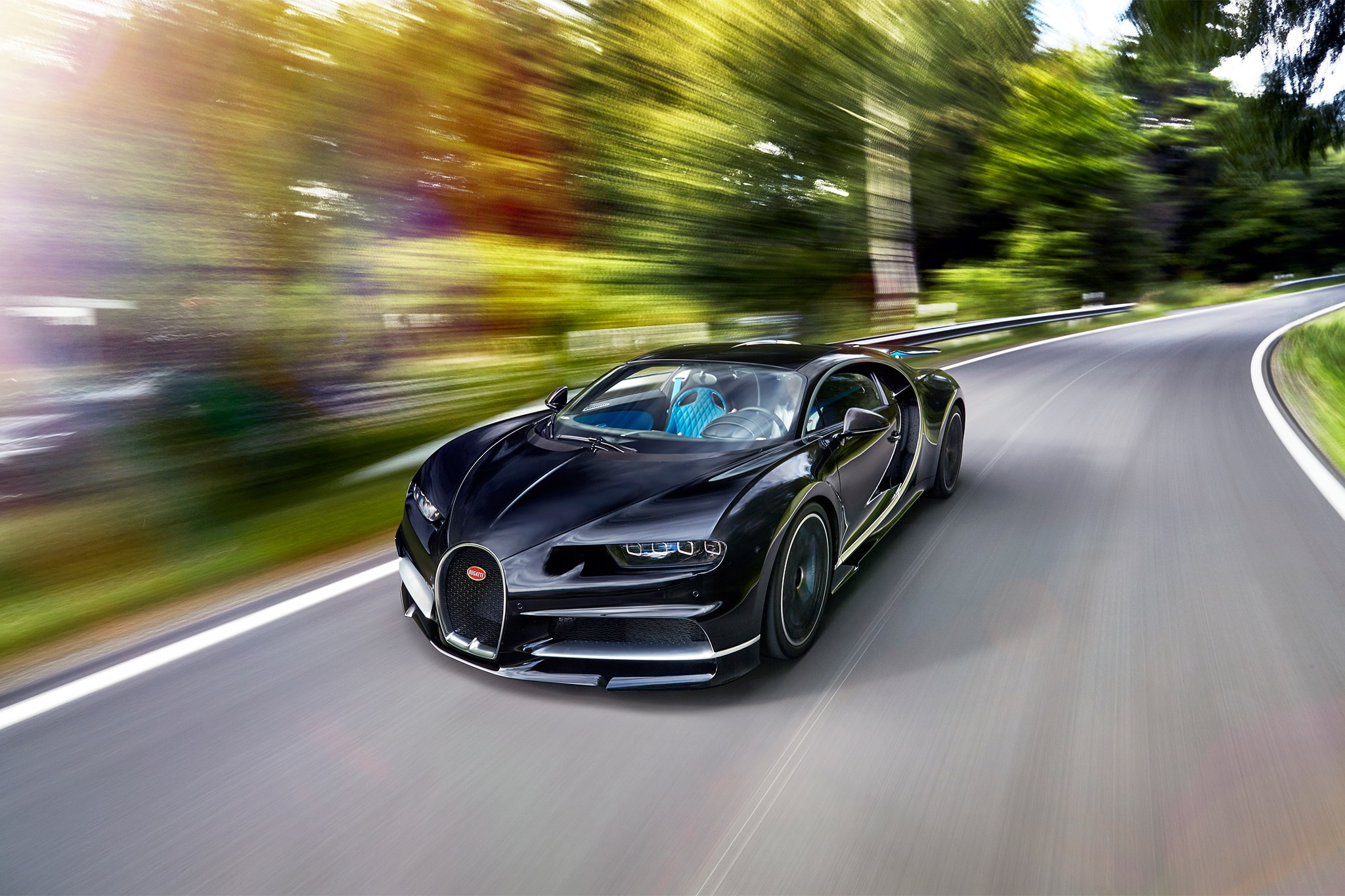 2017-Bugatti-Chiron-front-three-quarter-in-motion-04 Cozy Bugatti Veyron and Chiron Difference Cars Trend