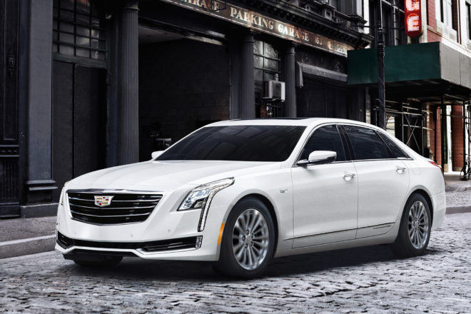 Book a Cadillac for $1,500 a Month in NYC