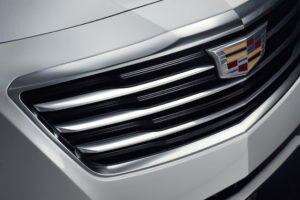 2017 Cadillac CT6 Plug In Hybrid Grille