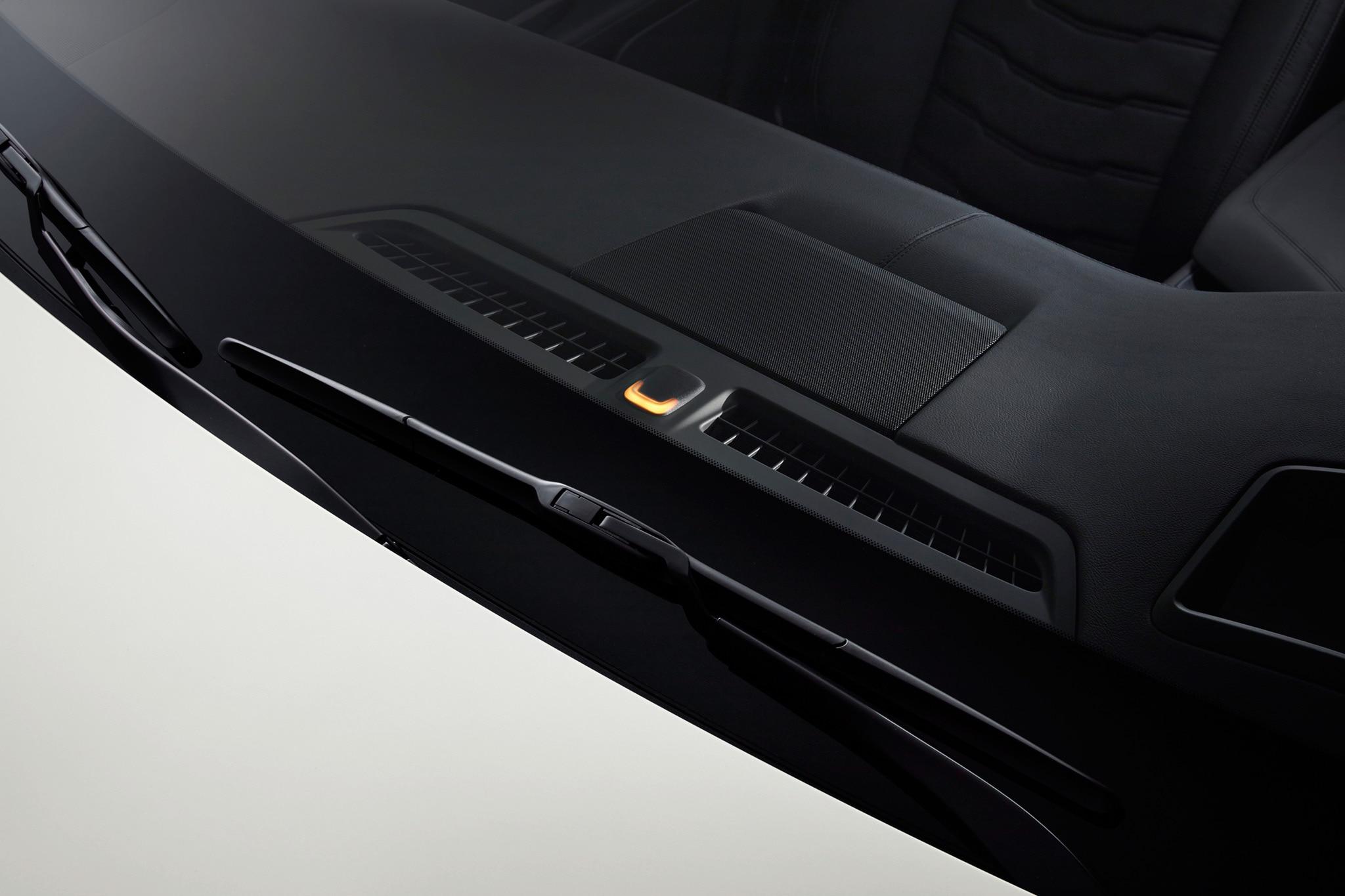 2017 Cadillac CT6 Plug In Hybrid Sensor Orange