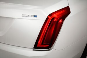 2017 Cadillac CT6 Plug In Hybrid Taillight