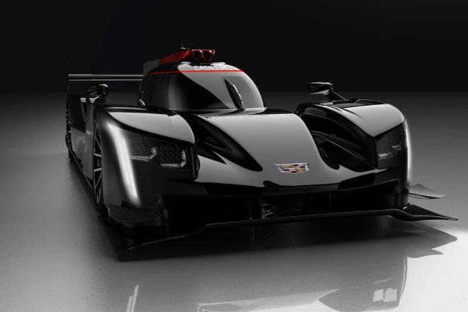 2017 Cadillac DPi VR Front End 660x440