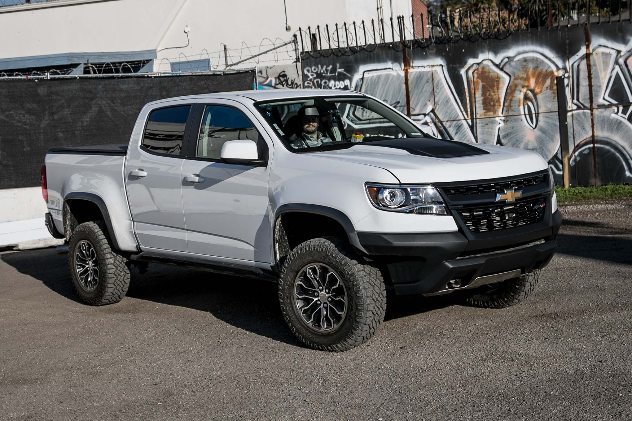 Chevrolet Colorado ZR2 Priced at $40,995, May be Off-Road ...