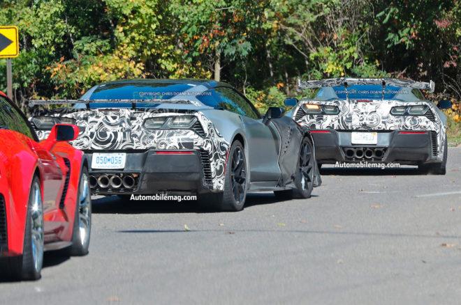 2017 Chevrolet Corvette ZR1 prototype 19