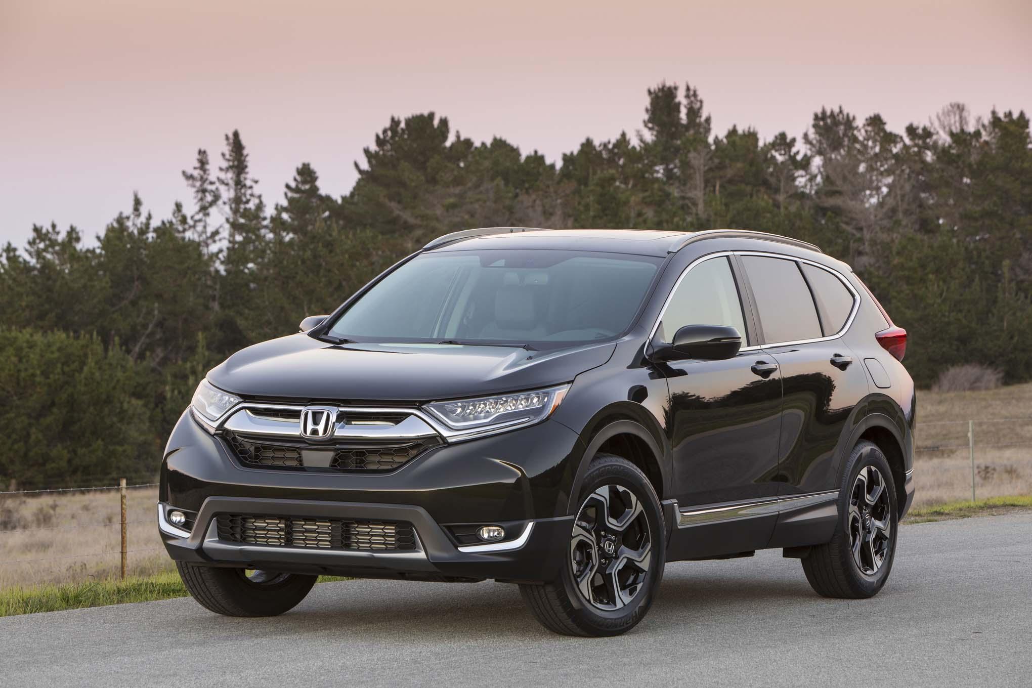 Original 2017 Honda CRV Touring First Drive Review  Automobile