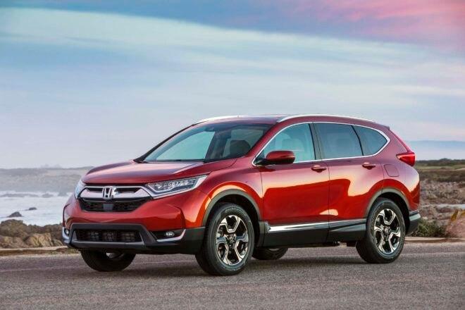2017 Honda CR-V Touring First Drive Review | Automobile Magazine