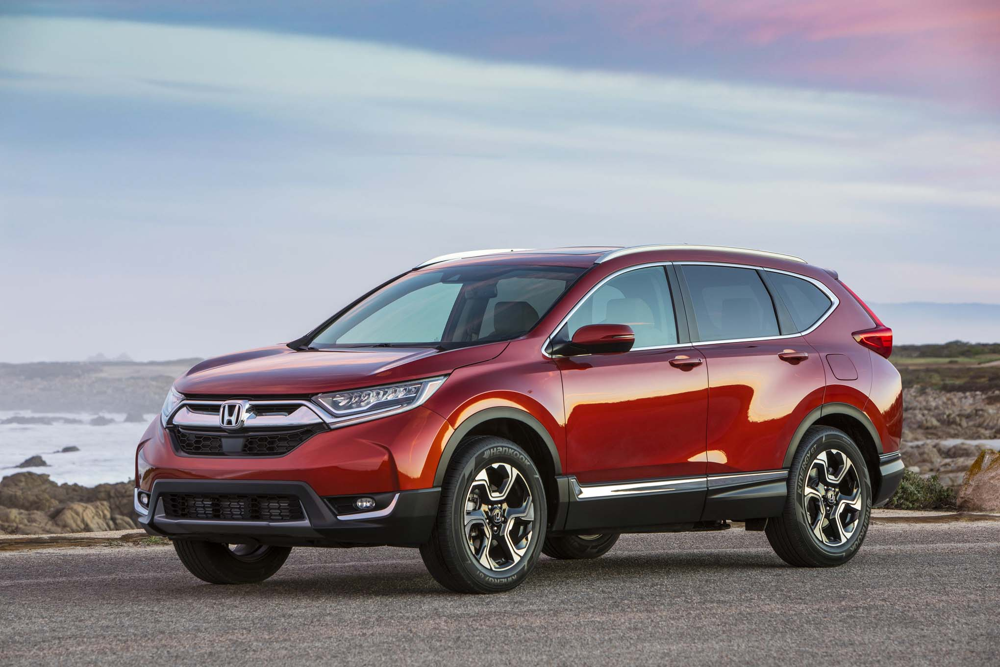 2017 honda cr v touring first drive review automobile magazine