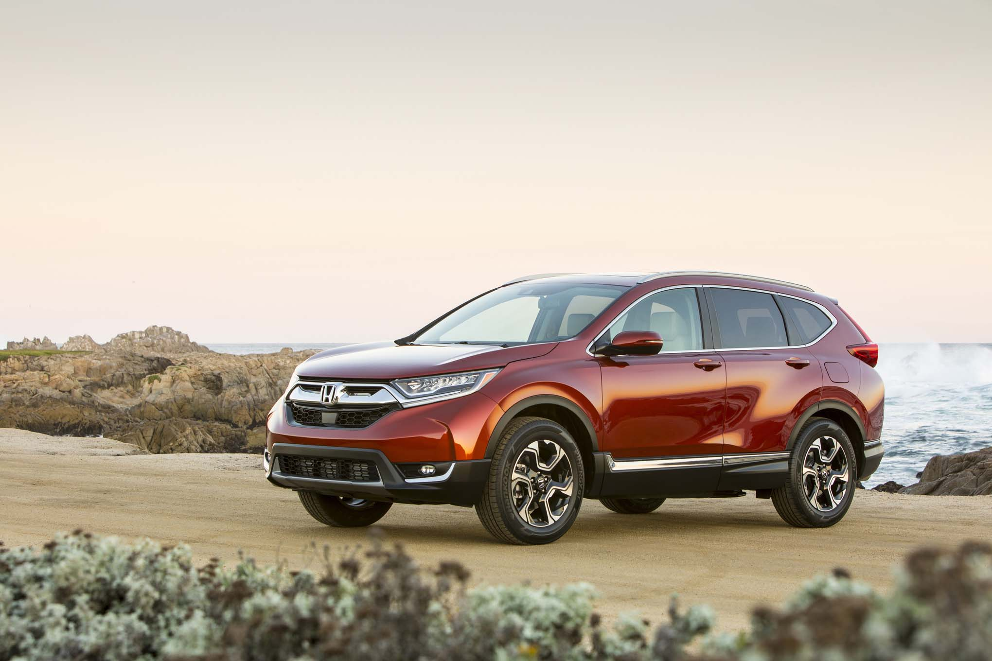 Lastest 2017 Honda CRV Touring First Drive Review  Automobile