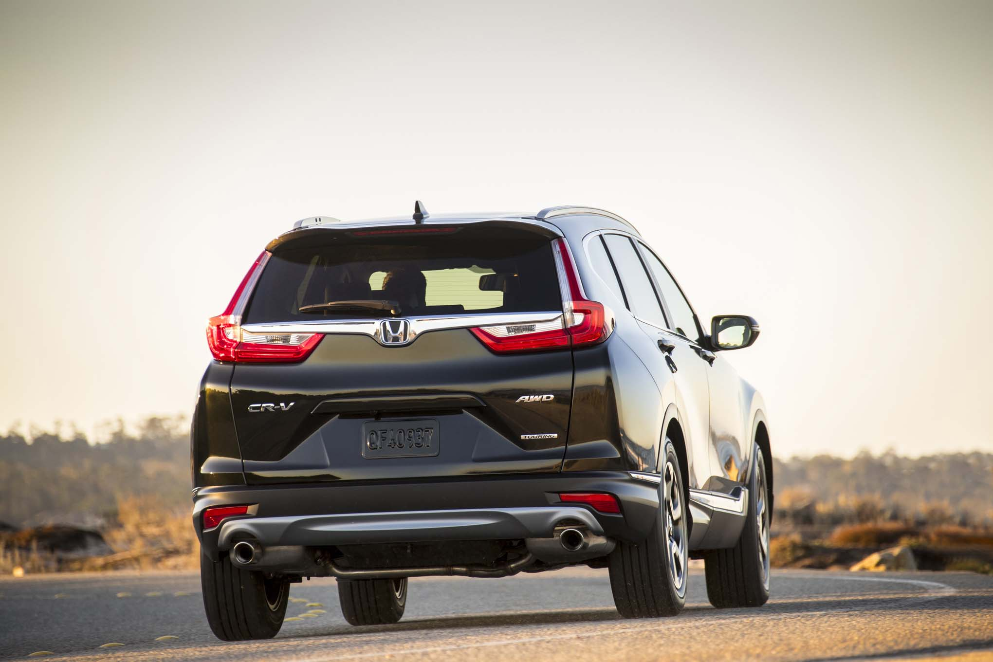 2017 honda cr v touring first drive review automobile for Iihs honda crv