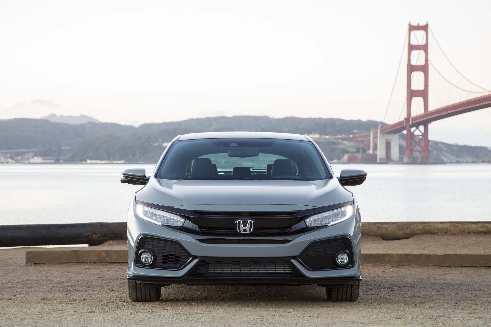 2017 Honda Civic Hatchback EX L w Navi First Drive Review
