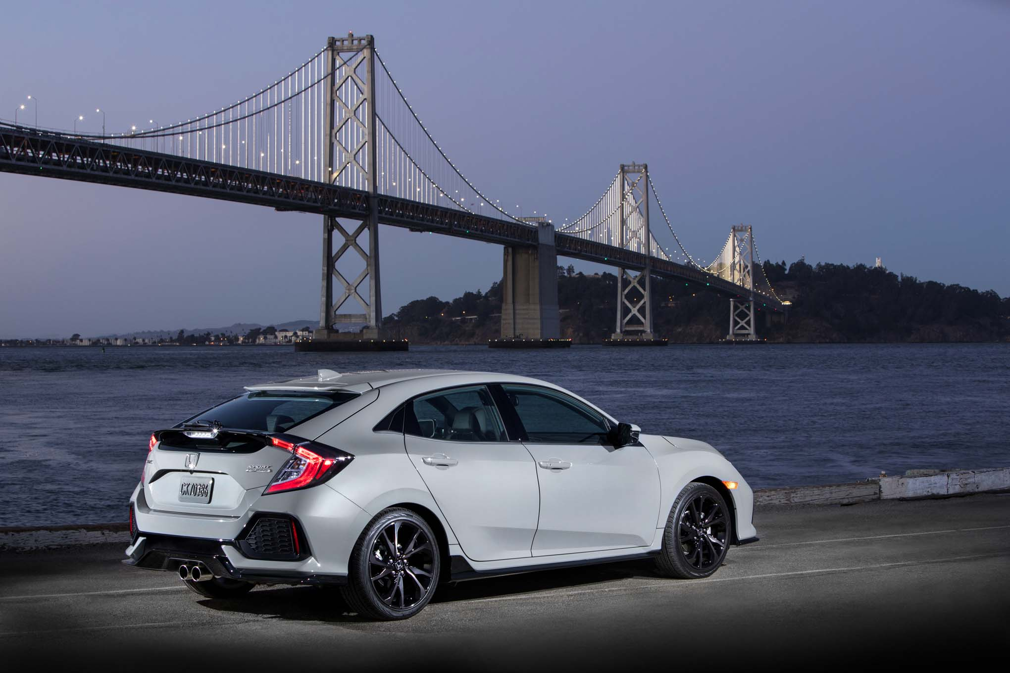2017 honda civic hatchback ex l w navi first drive review. Black Bedroom Furniture Sets. Home Design Ideas