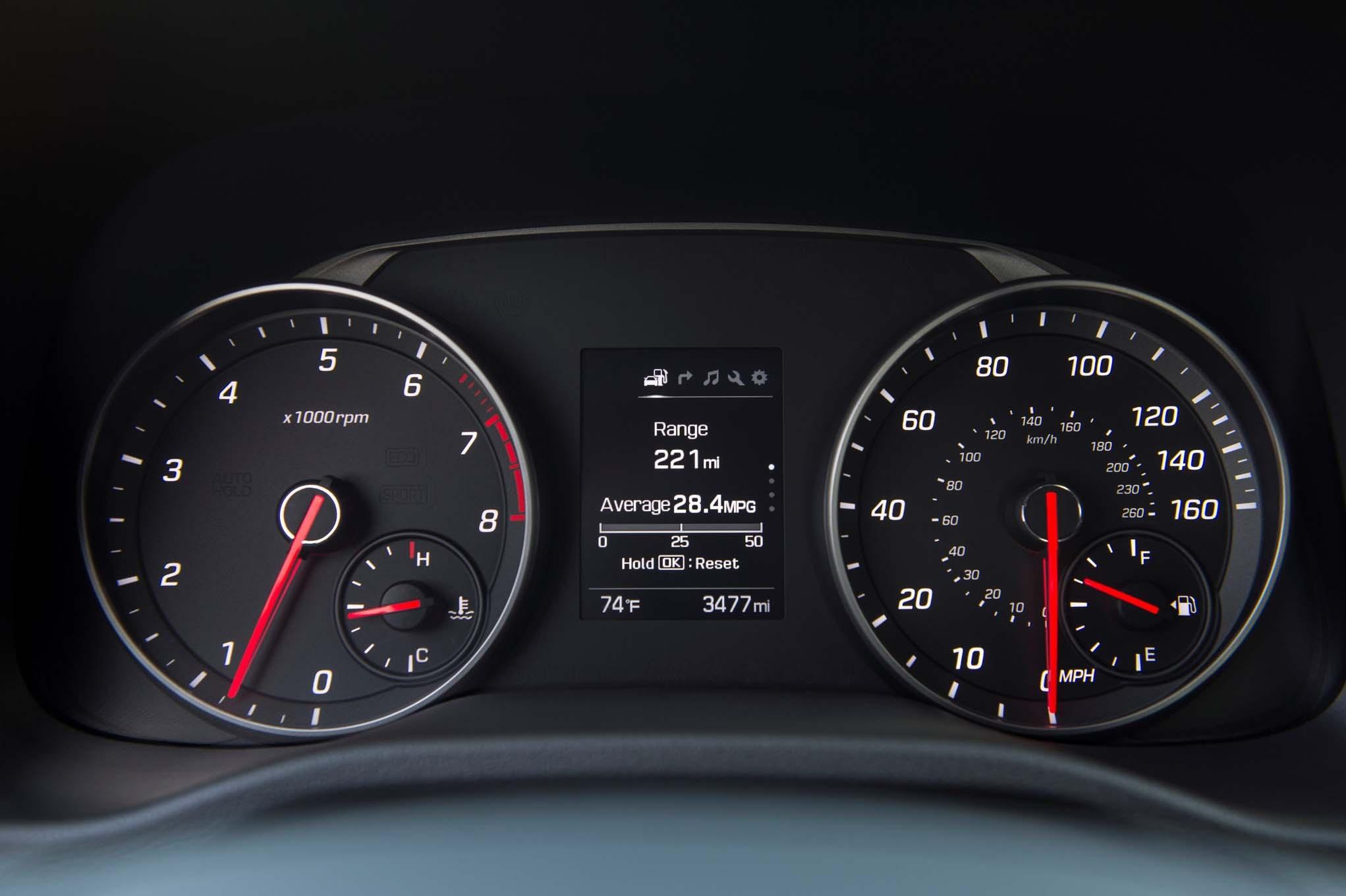 2017 Hyundai Elantra Sport Quick Take Review Automobile Magazine