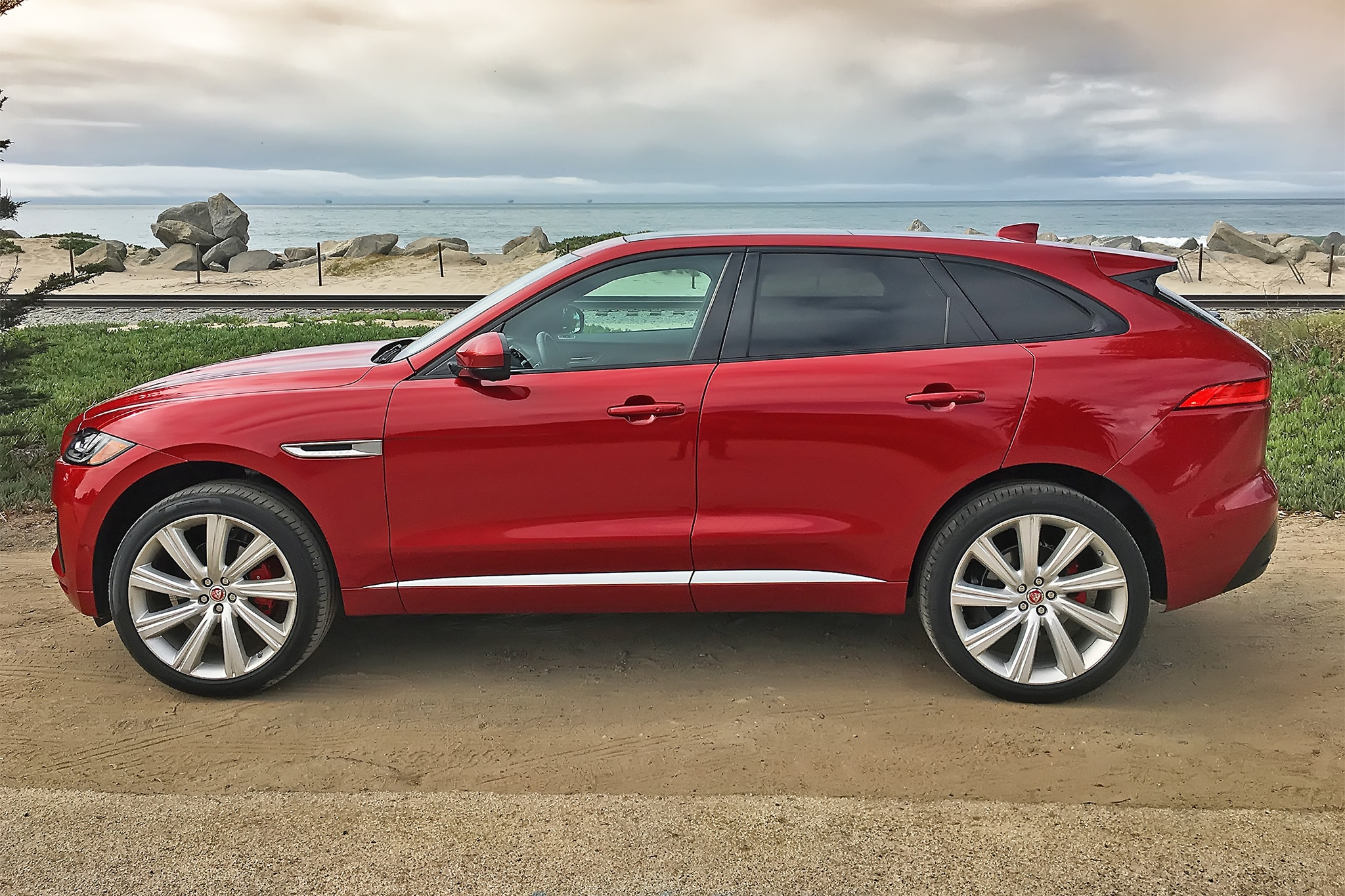 2017 jaguar f pace s one week review automobile magazine. Black Bedroom Furniture Sets. Home Design Ideas