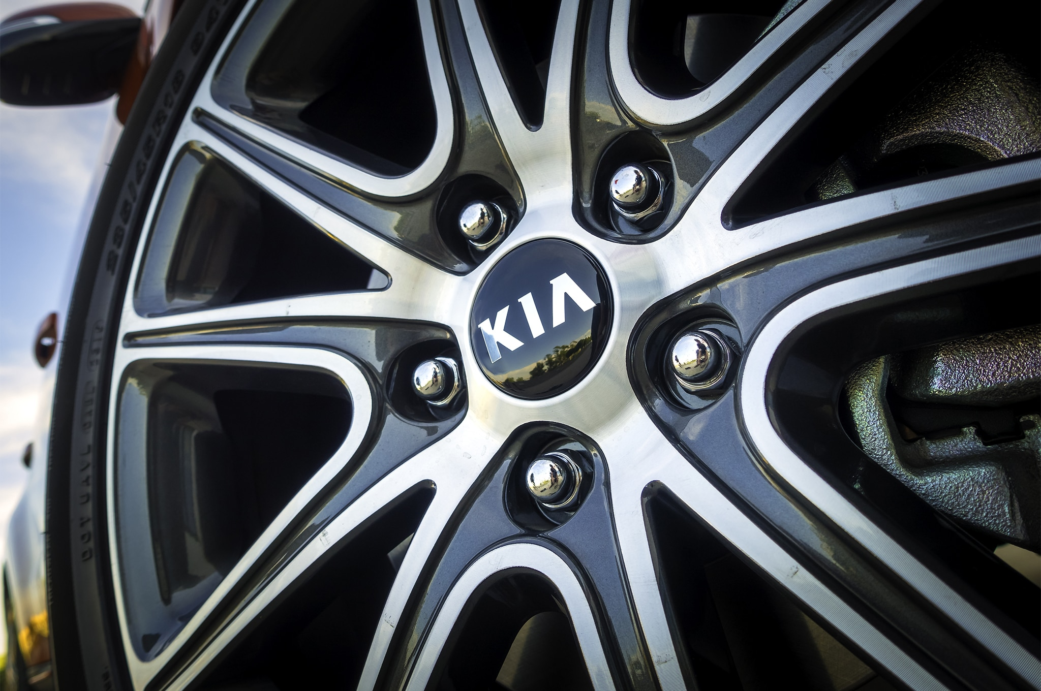 2017 Kia Soul Turbo wheels