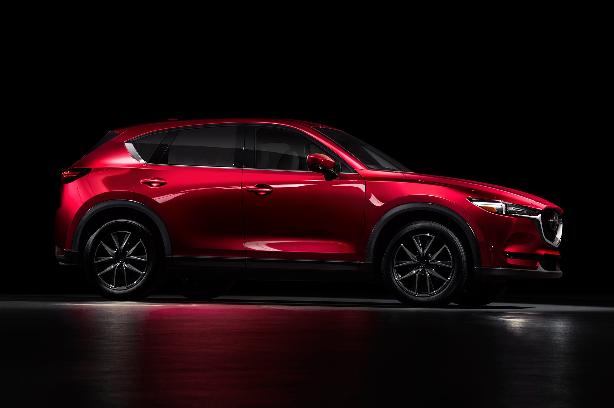 2017 mazda cx 5 to start at 24 985 automobile magazine. Black Bedroom Furniture Sets. Home Design Ideas