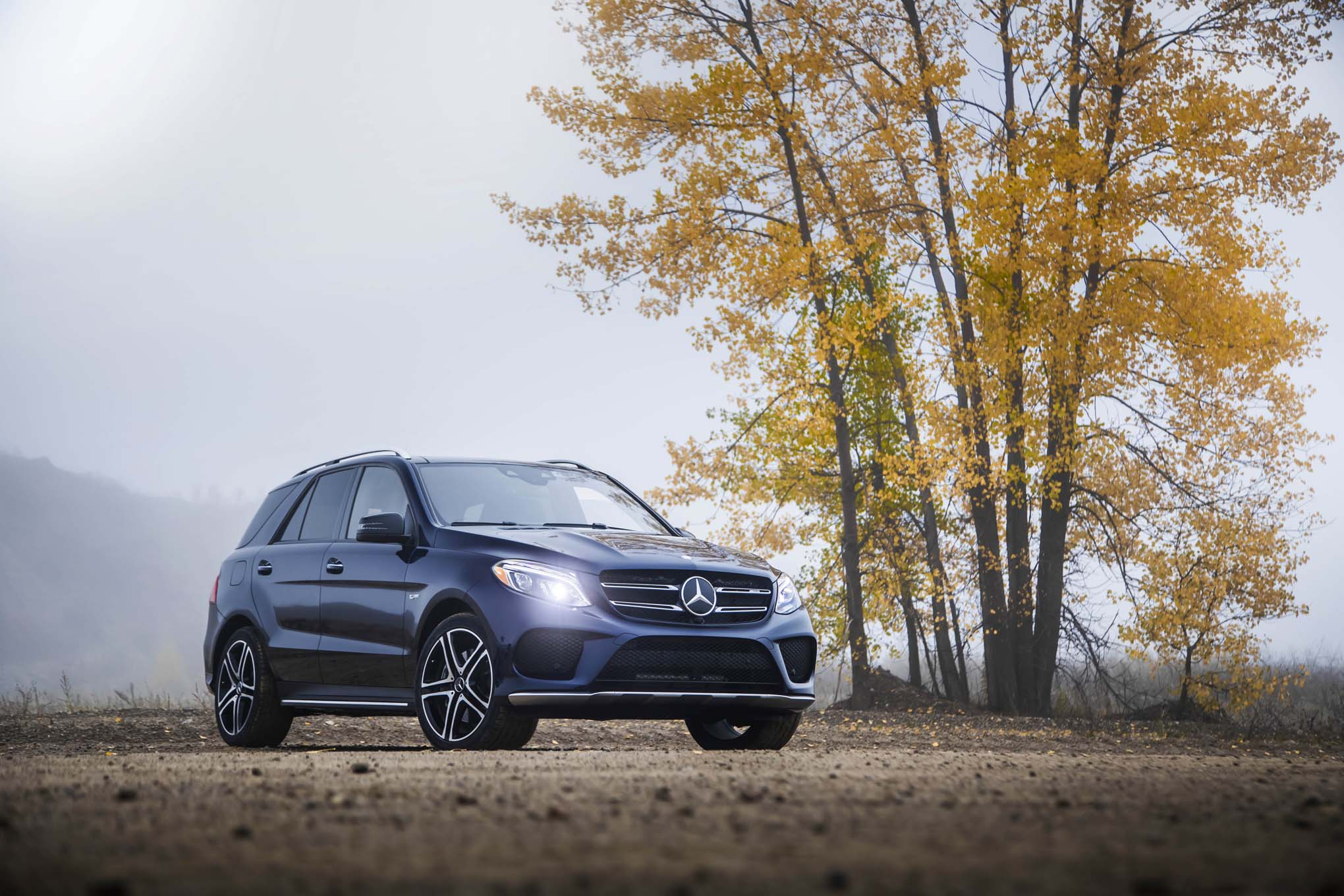 9 Passenger Suv >> First Look: 2017 Mercedes-AMG GLE43 | Automobile Magazine