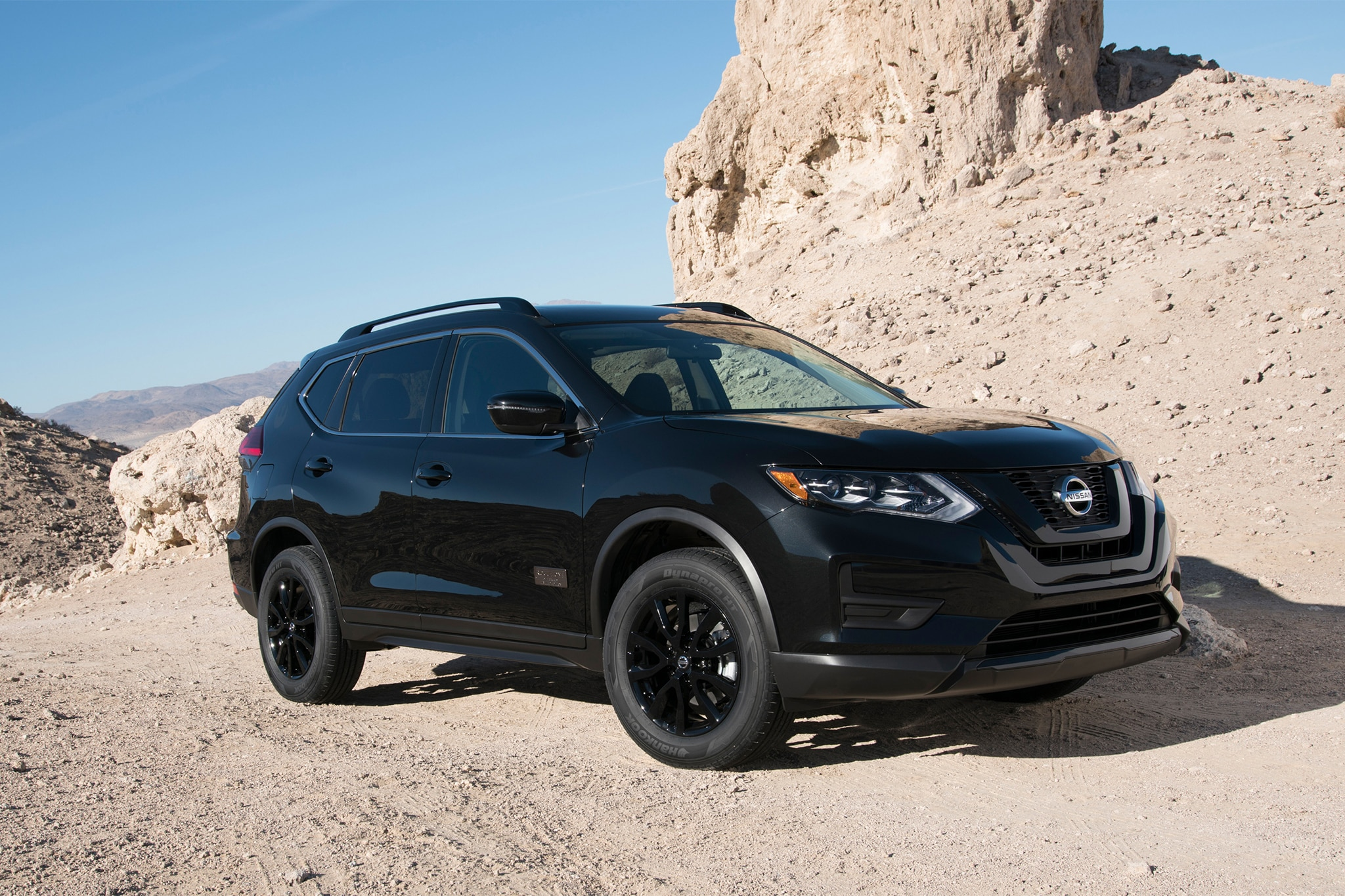 """2017 Nissan Rogue Adds """"Rogue One Star Wars Limited ..."""