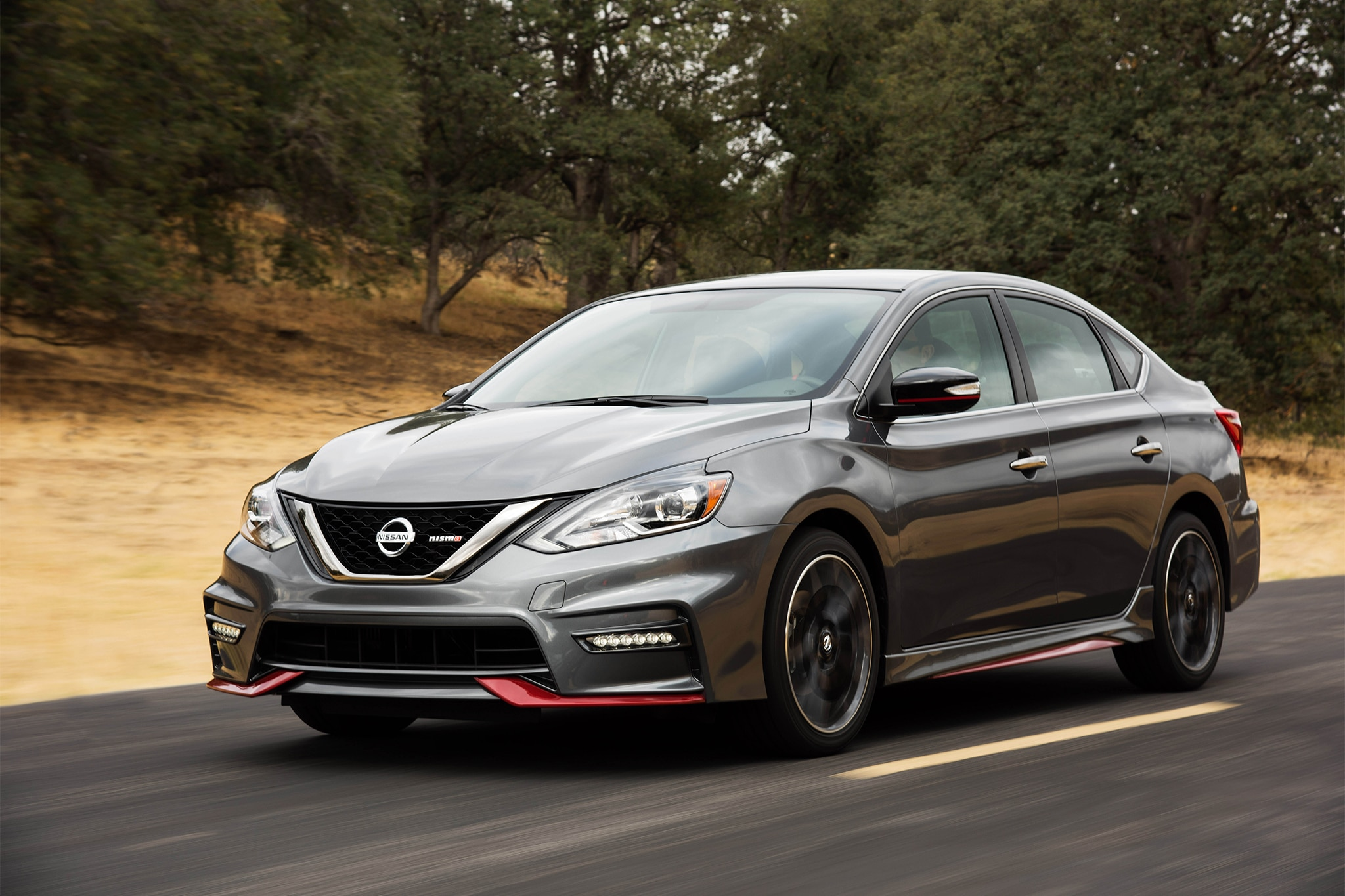 2017 nissan sentra nismo first look automobile magazine