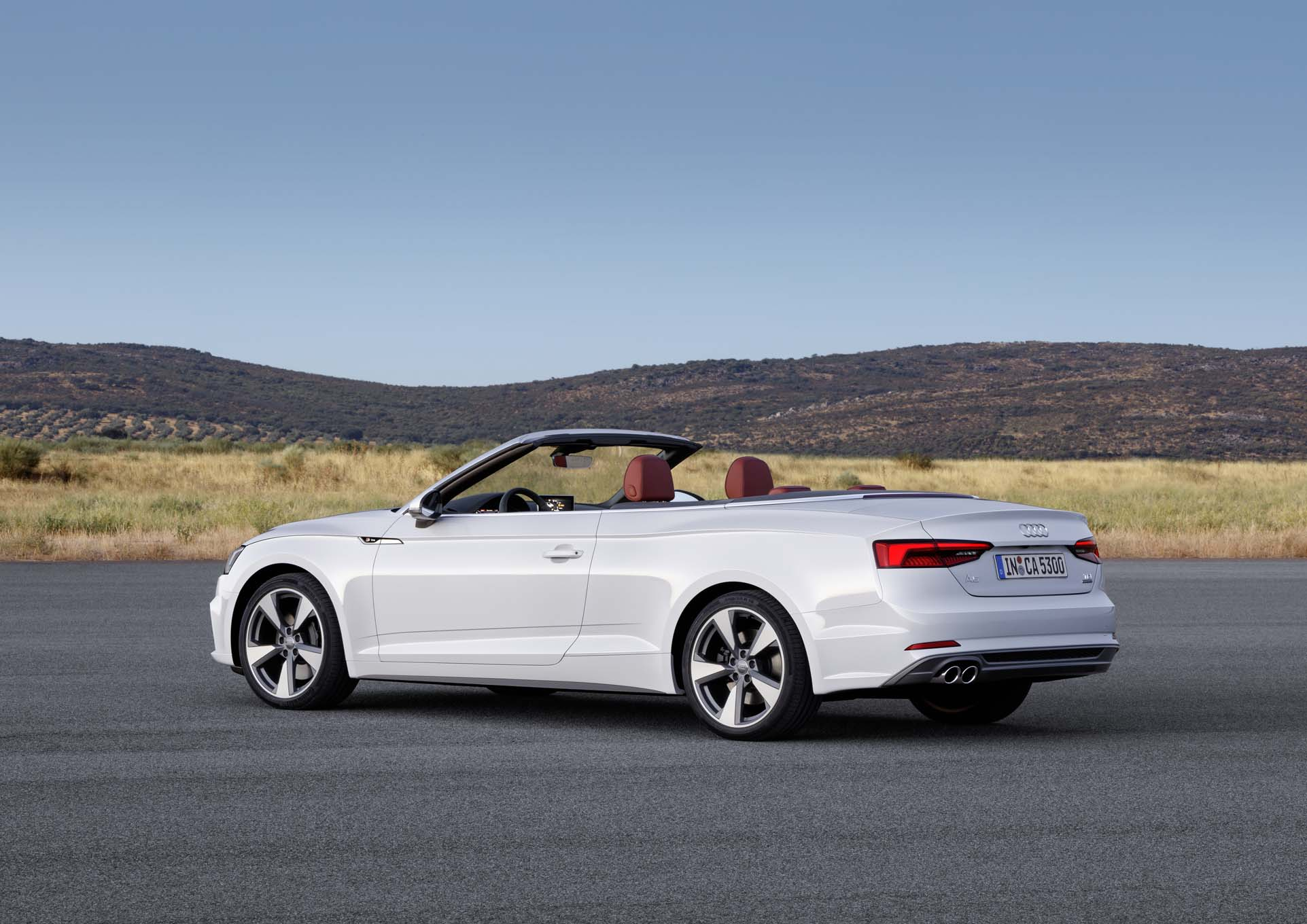audi a5 cabriolet ready for march 2017 debut automobile. Black Bedroom Furniture Sets. Home Design Ideas