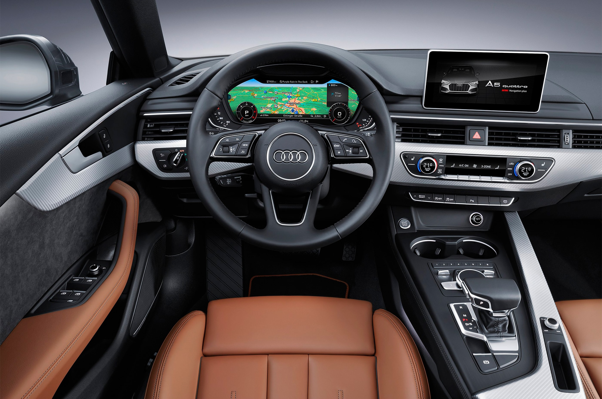 Audi s5 sportback 2017 review by car magazine - Ed Tahaney