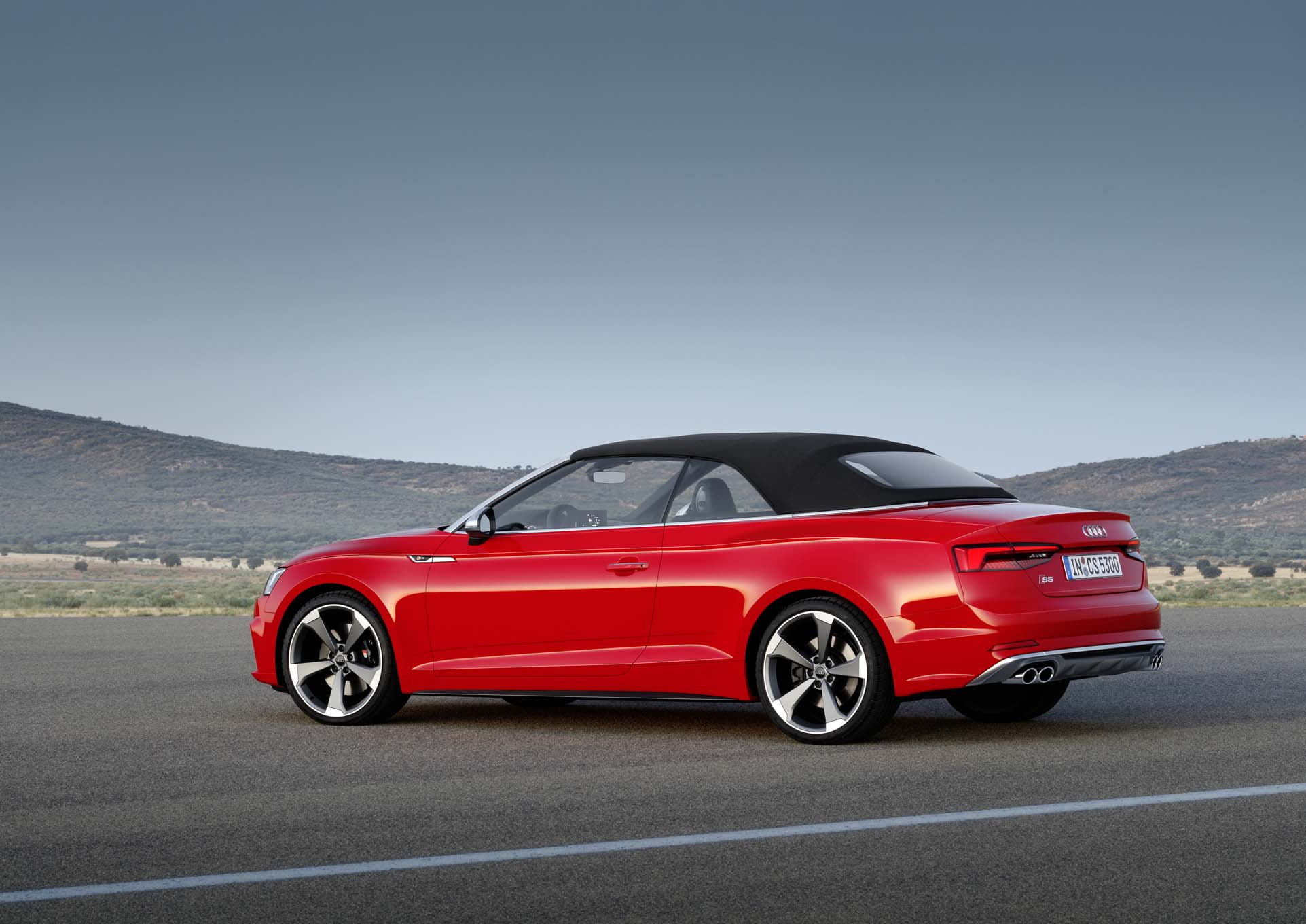 audi a5 cabriolet ready for march 2017 debut automobile magazine. Black Bedroom Furniture Sets. Home Design Ideas