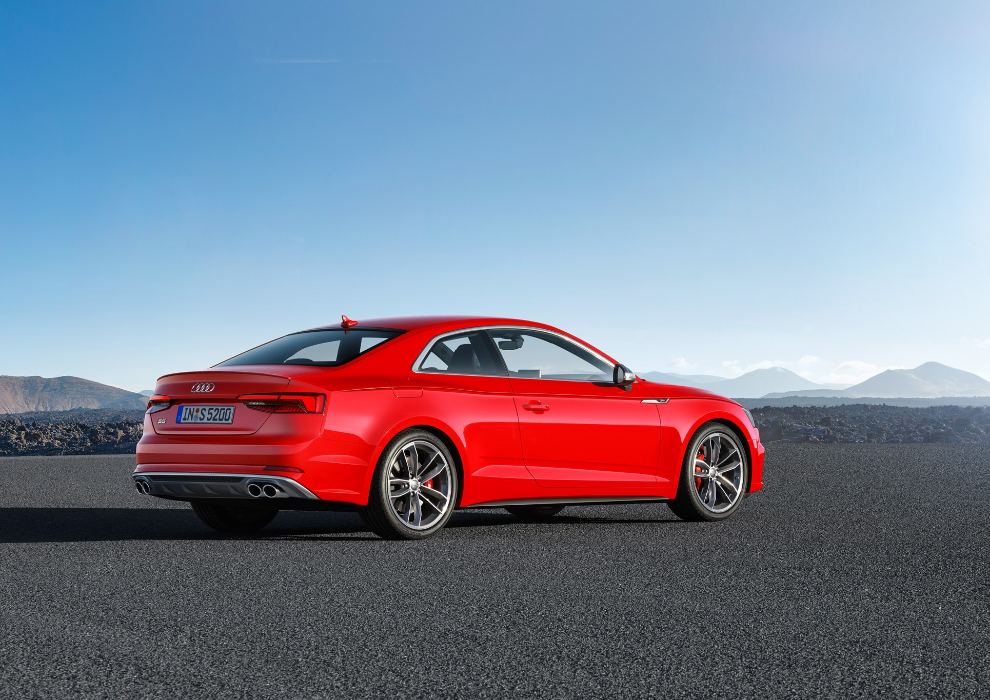 2018 Audi A5 And S5 Coupe First Look Automobile Magazine