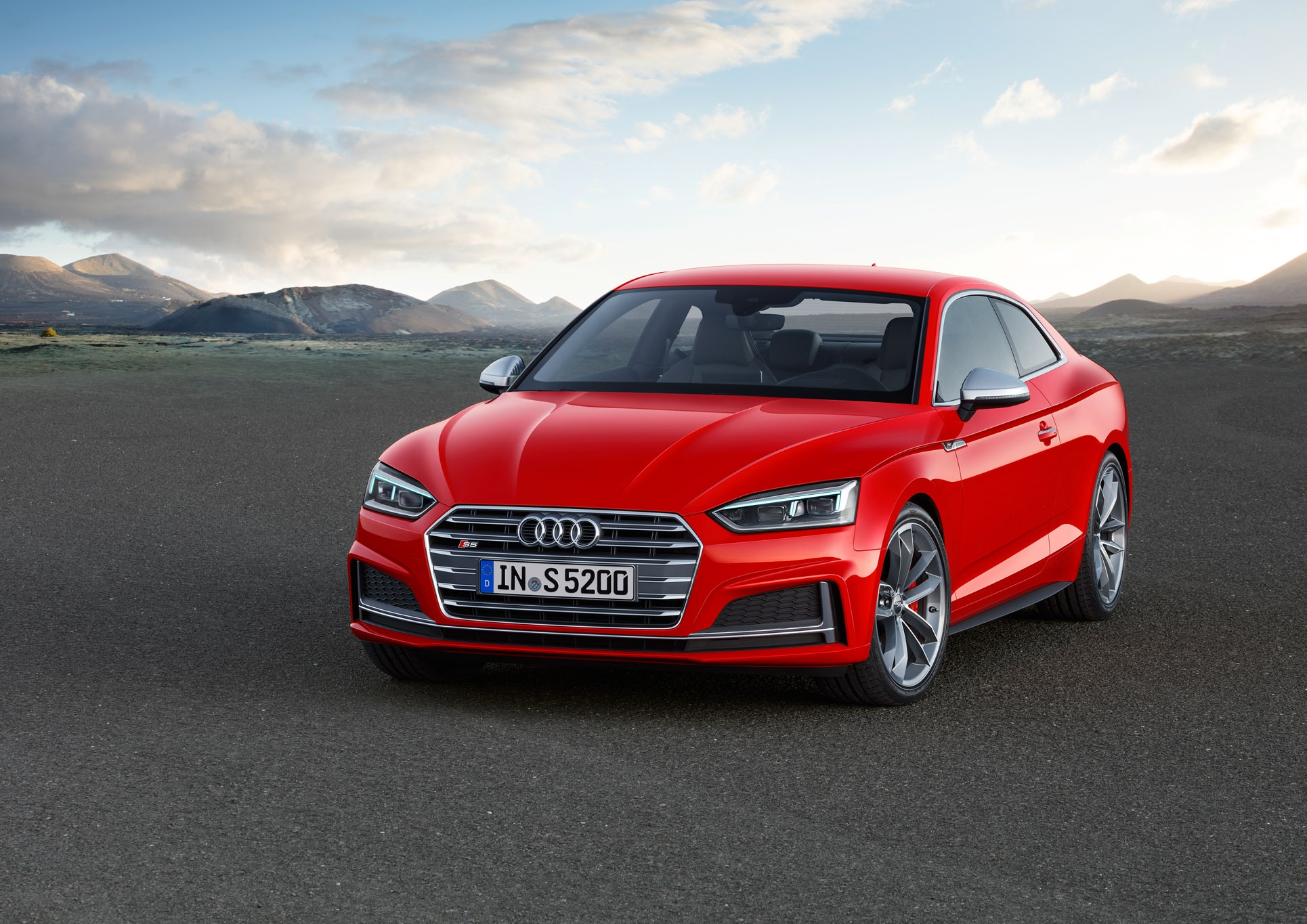 2018 audi a5 and s5 coupe first look automobile magazine. Black Bedroom Furniture Sets. Home Design Ideas