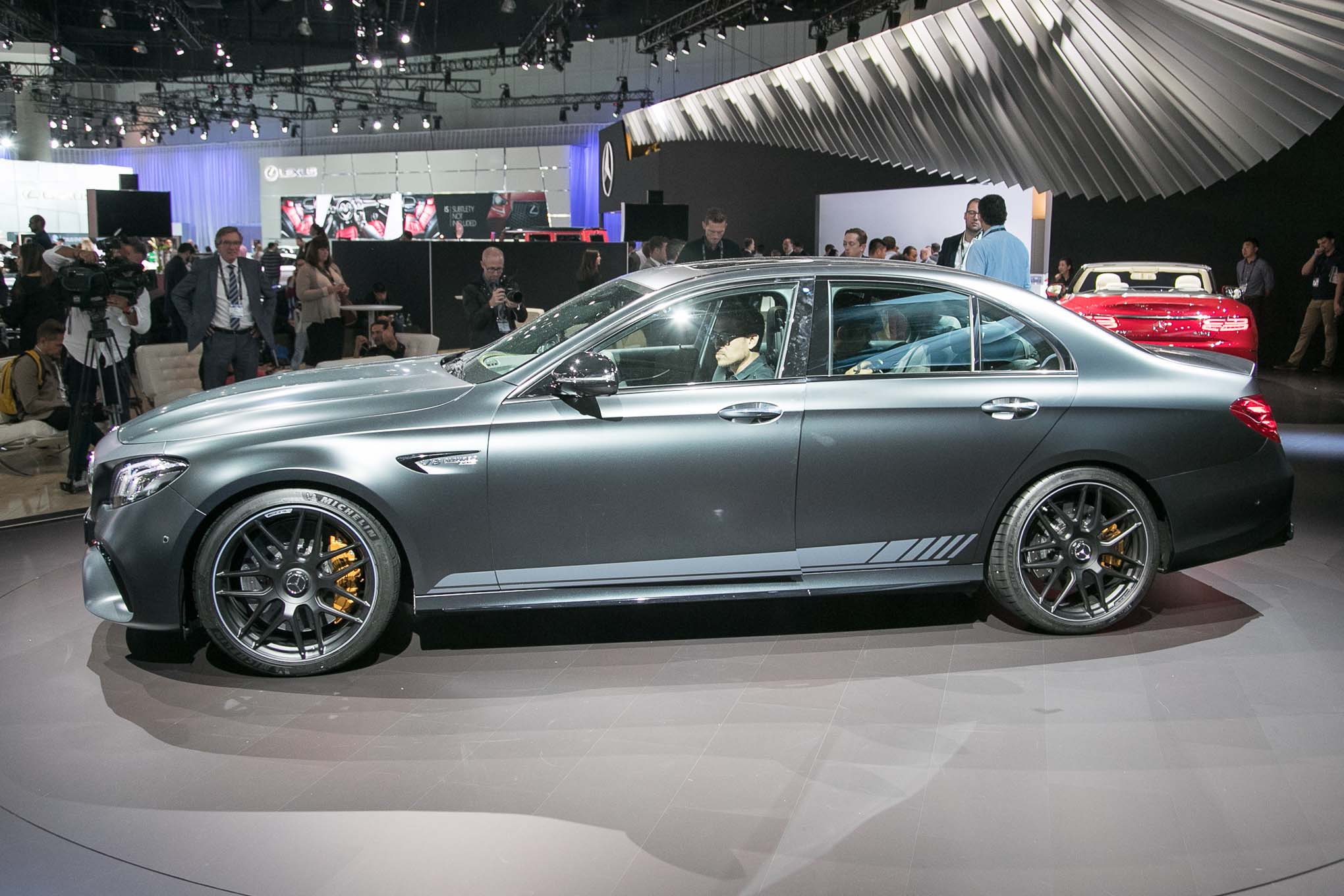 Mercedes Amg And S Sedan First Look Automobile Magazine