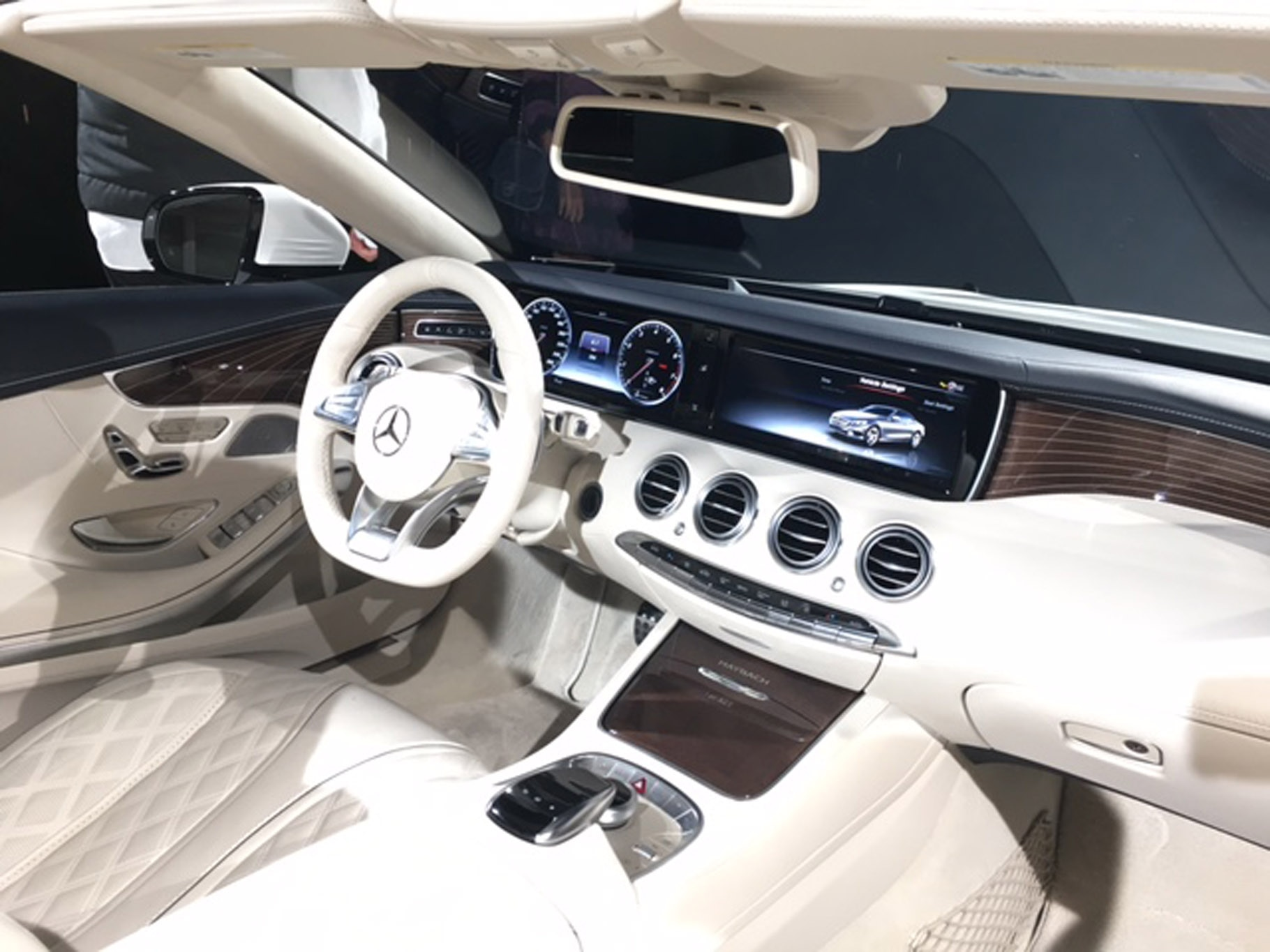 2018 mercedes maybach s650 cabriolet. exellent maybach 2018mercedesmaybachs650cabrioletdash stautomobilemagcom in 2018 mercedes maybach s650 cabriolet
