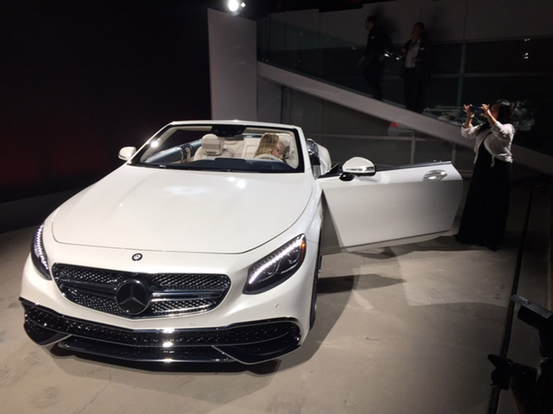 2018 mercedes maybach s650. exellent s650 maybach first look 2017 mercedes s650 cabriolet automobile magazine   watch the  for 2018 u