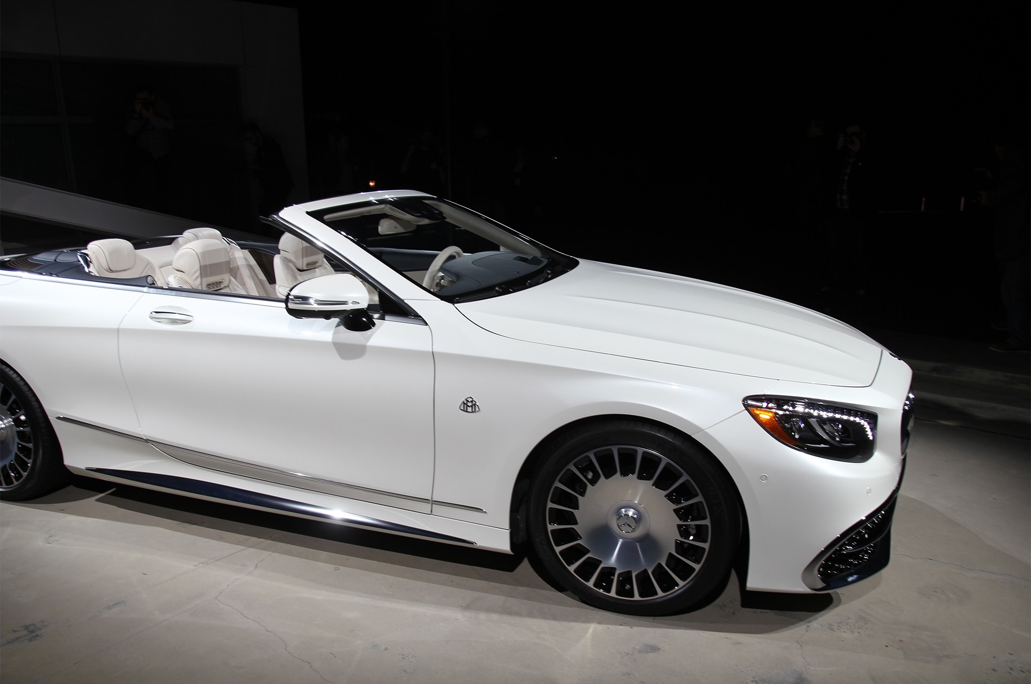 2018 maybach cabriolet. unique maybach show more in 2018 maybach cabriolet e
