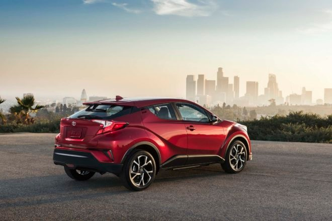 Toyota C-HR: for Attracting Young Professionals