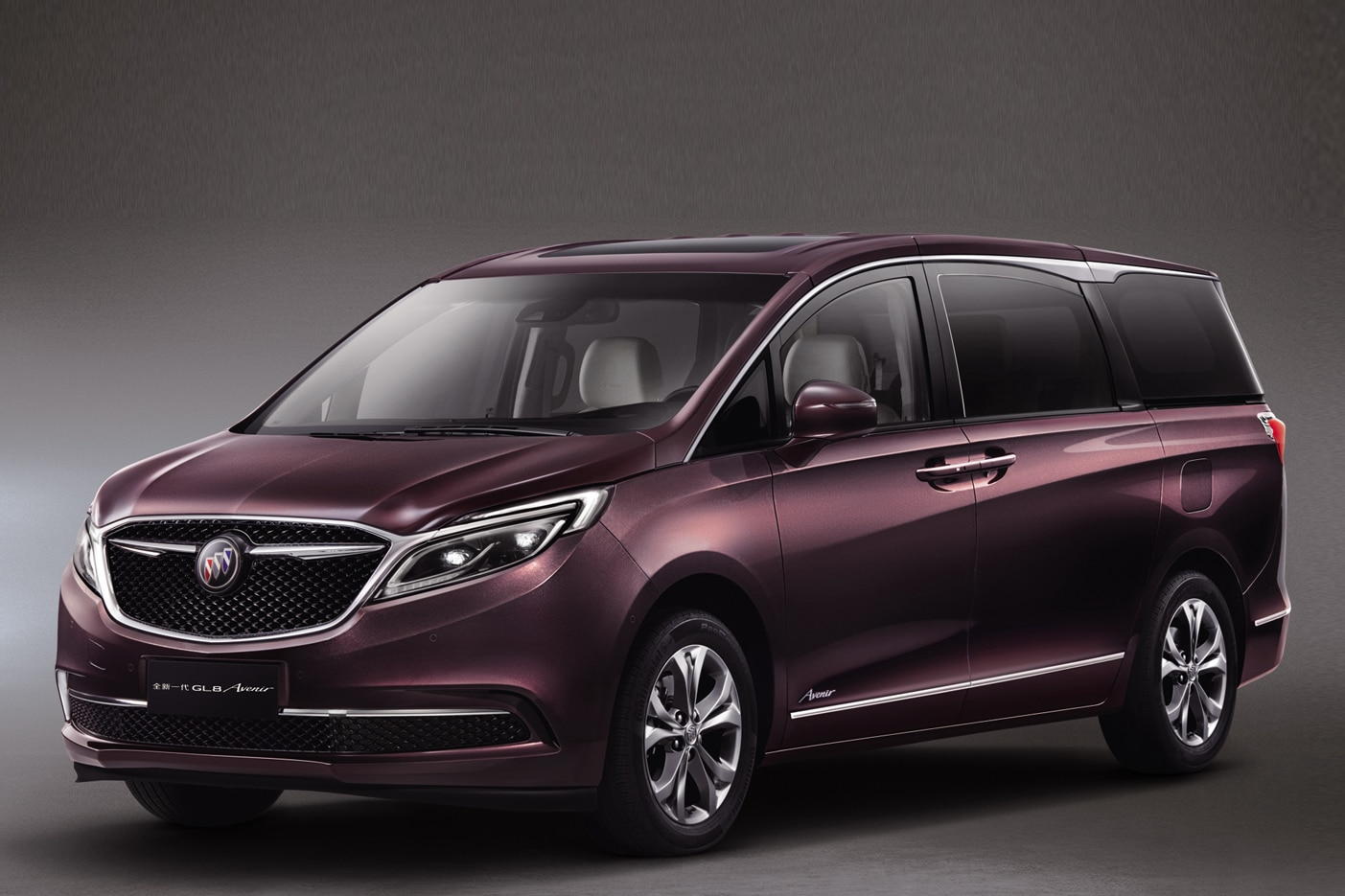 buick avenir sub brand minivan made for china automobile magazine. Black Bedroom Furniture Sets. Home Design Ideas