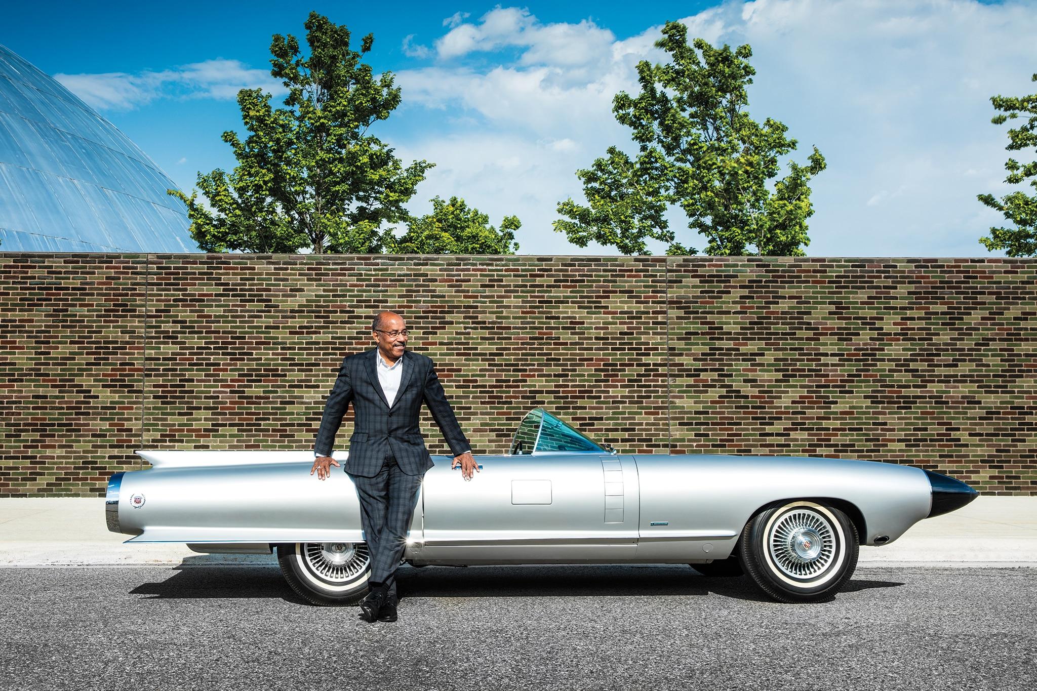 Cadillac Cyclone And Ed Welburn 01