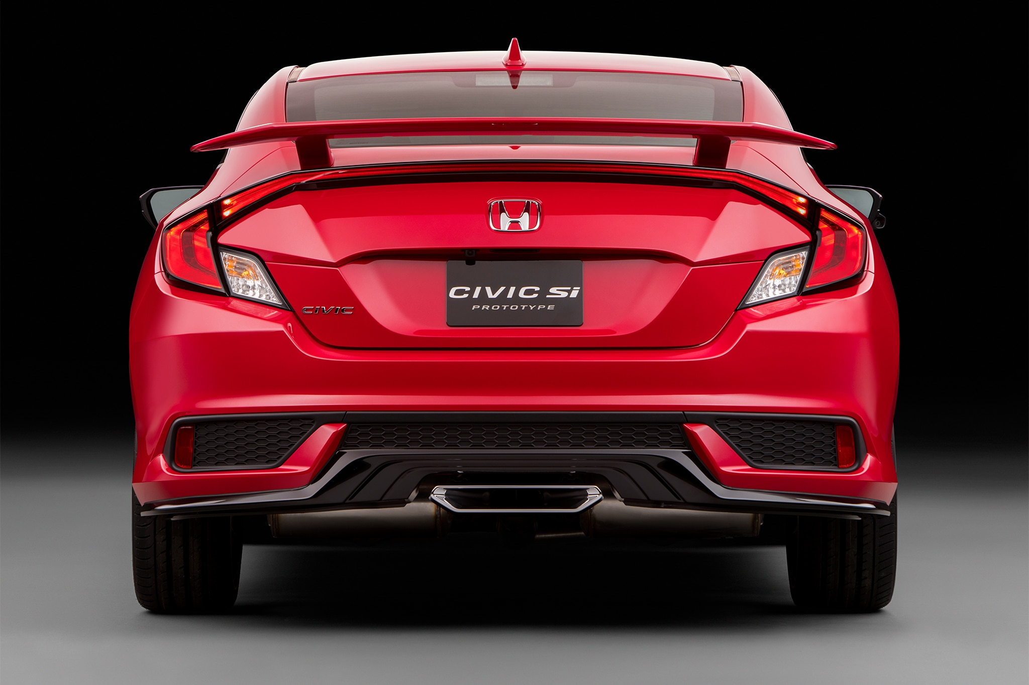 honda civic si torque specs rear accidentally leaked coupe