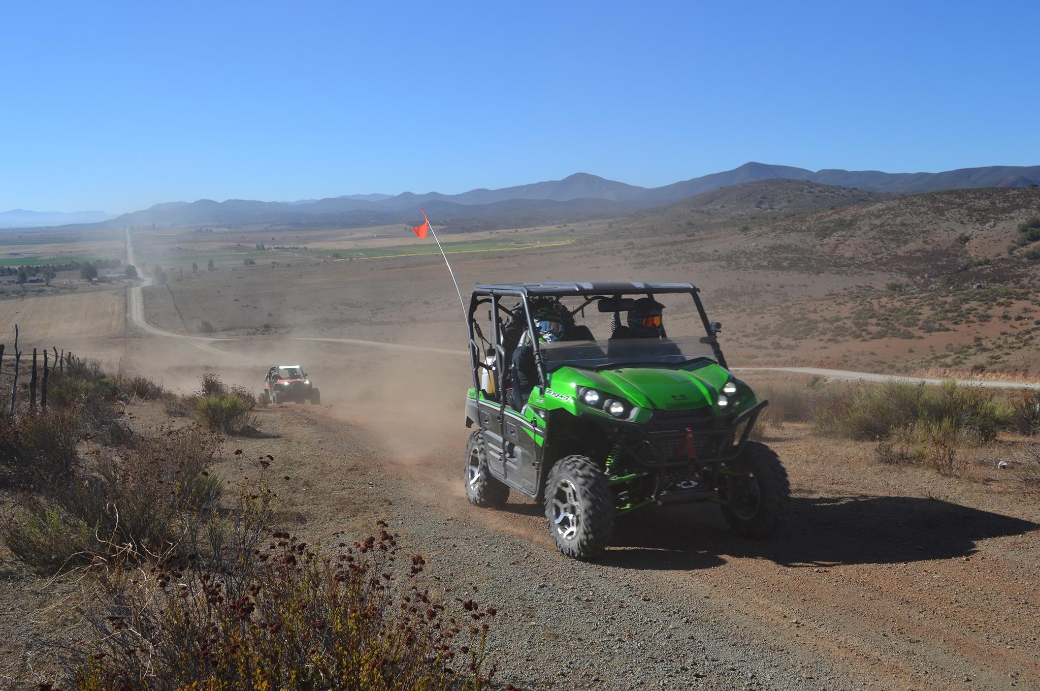 Kawasaki Teryx Baja Roads 4
