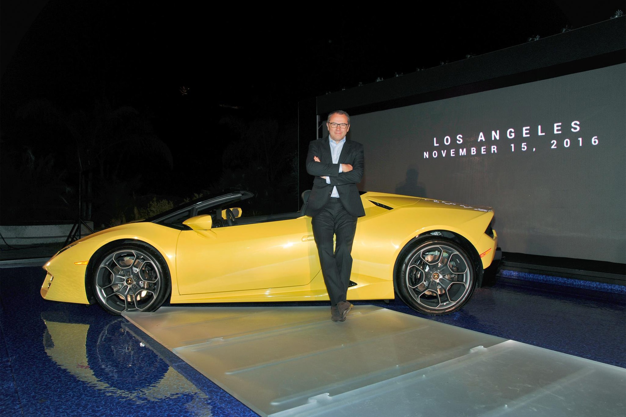 Lamborghini Unveils Rear Drive Huracan Spyder Lp580 2