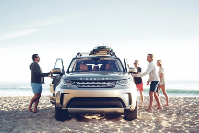 Land Rover Discovery Dynamic Design Pack 60 660x440