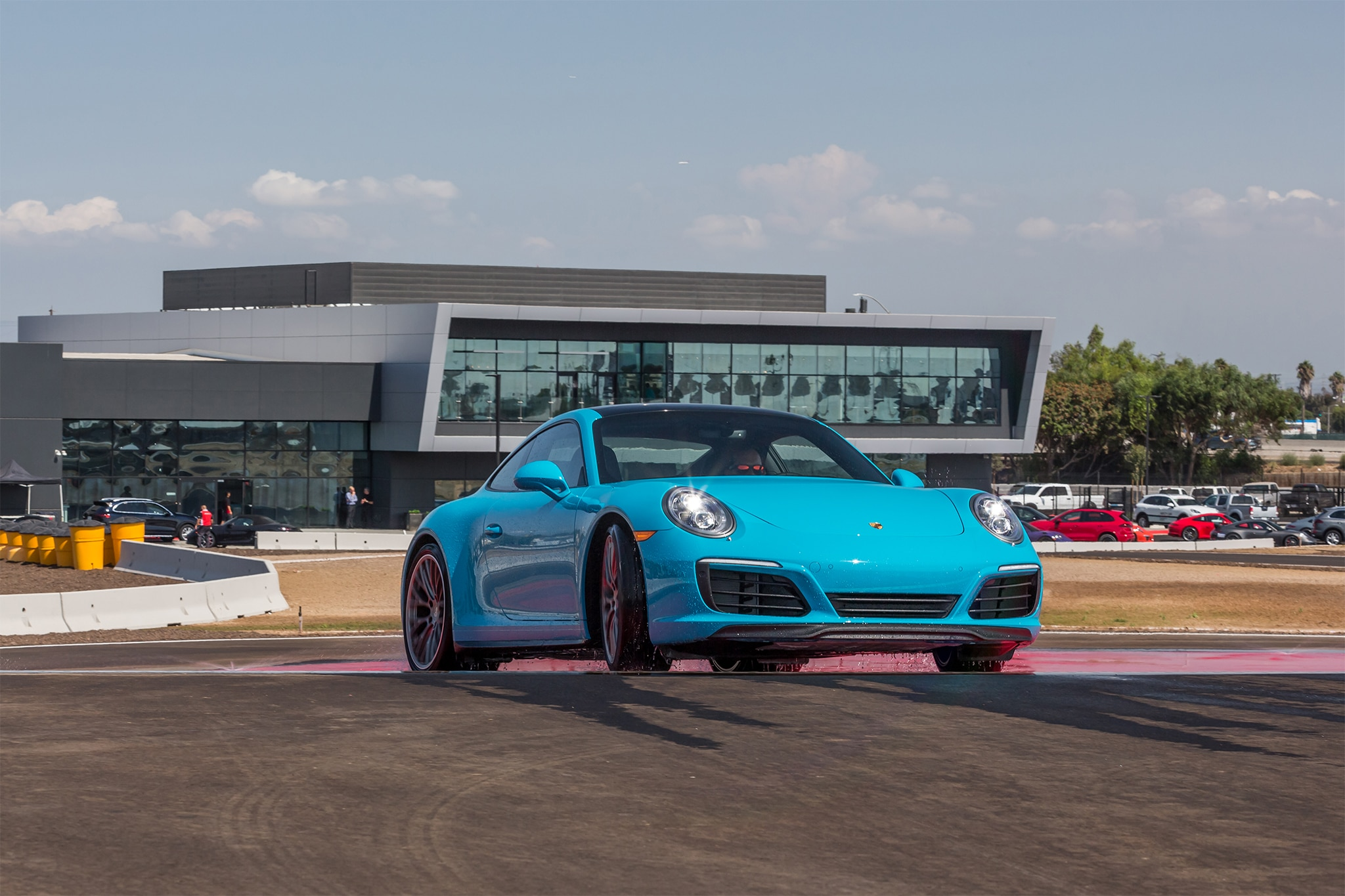 Sports Car Driving Experience Los Angeles