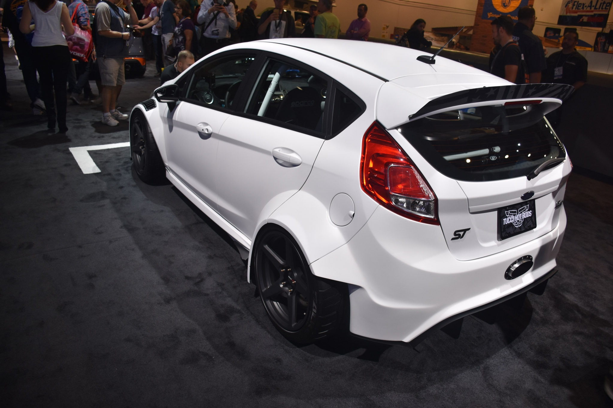 Sema 2016 ford adds customized fiesta and focus models to its lineup archive ford fiesta st forum