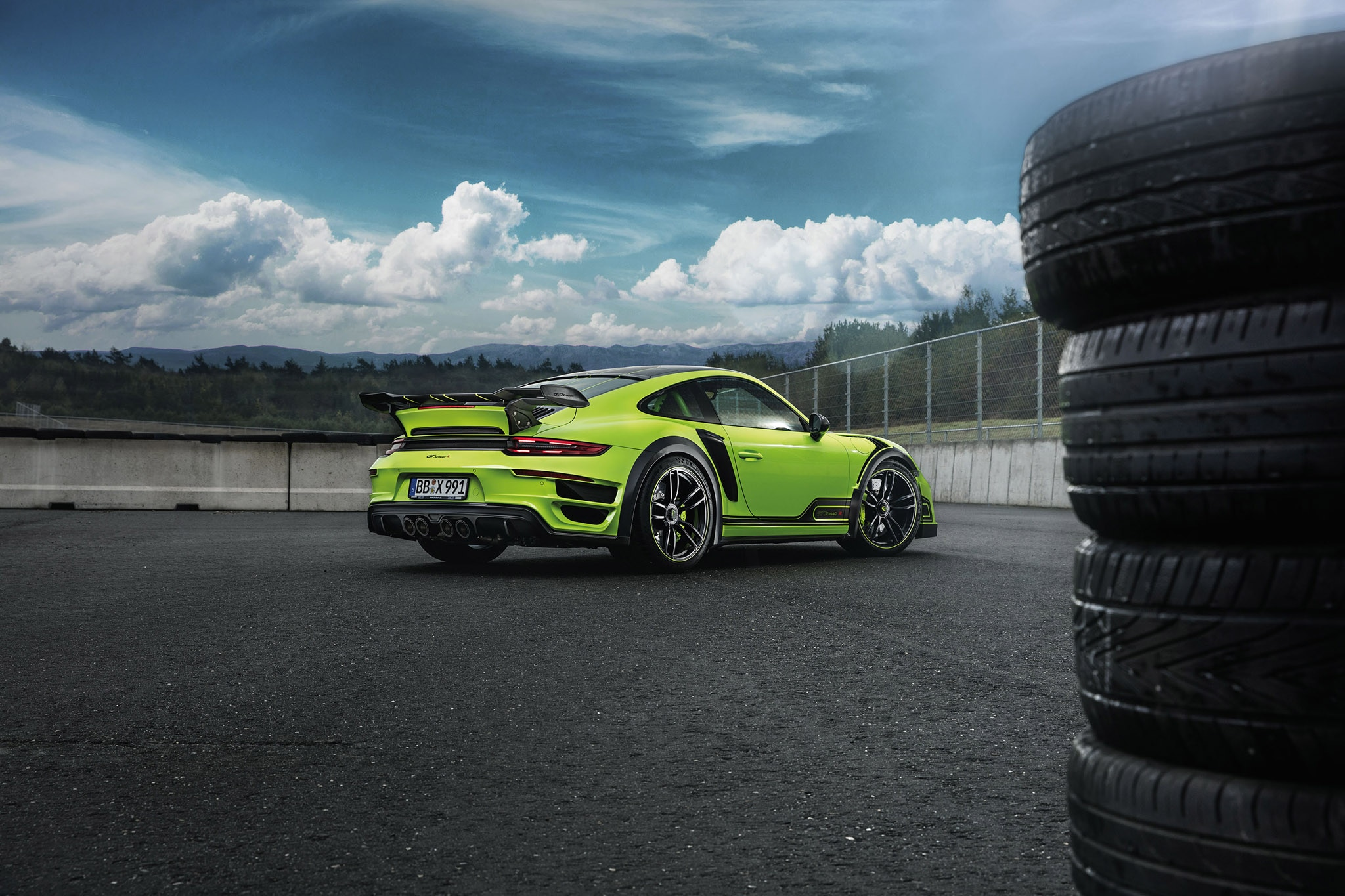 TECHART_GTstreet_R_exterior_02 Remarkable Techart Porsche 911 Gt2 Gtstreet Rs Cars Trend
