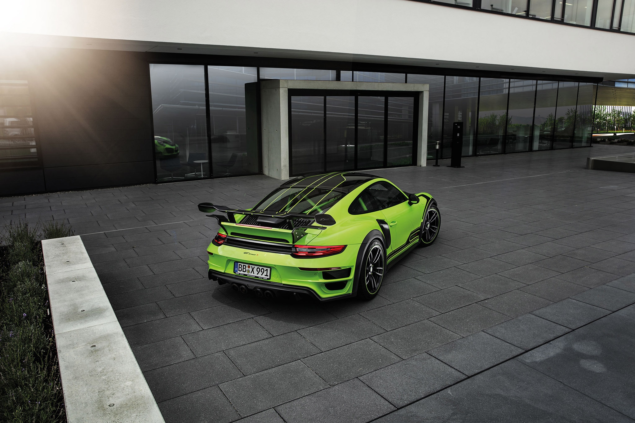 TECHART_GTstreet_R_exterior_09 Remarkable Techart Porsche 911 Gt2 Gtstreet Rs Cars Trend