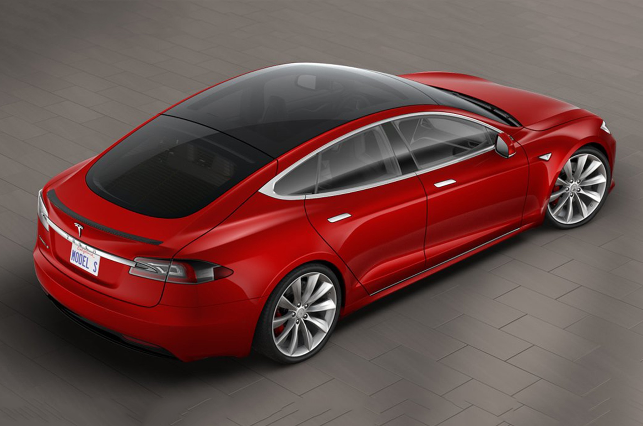2017 tesla model s features glass roof from model 3 concept automobile magazine. Black Bedroom Furniture Sets. Home Design Ideas