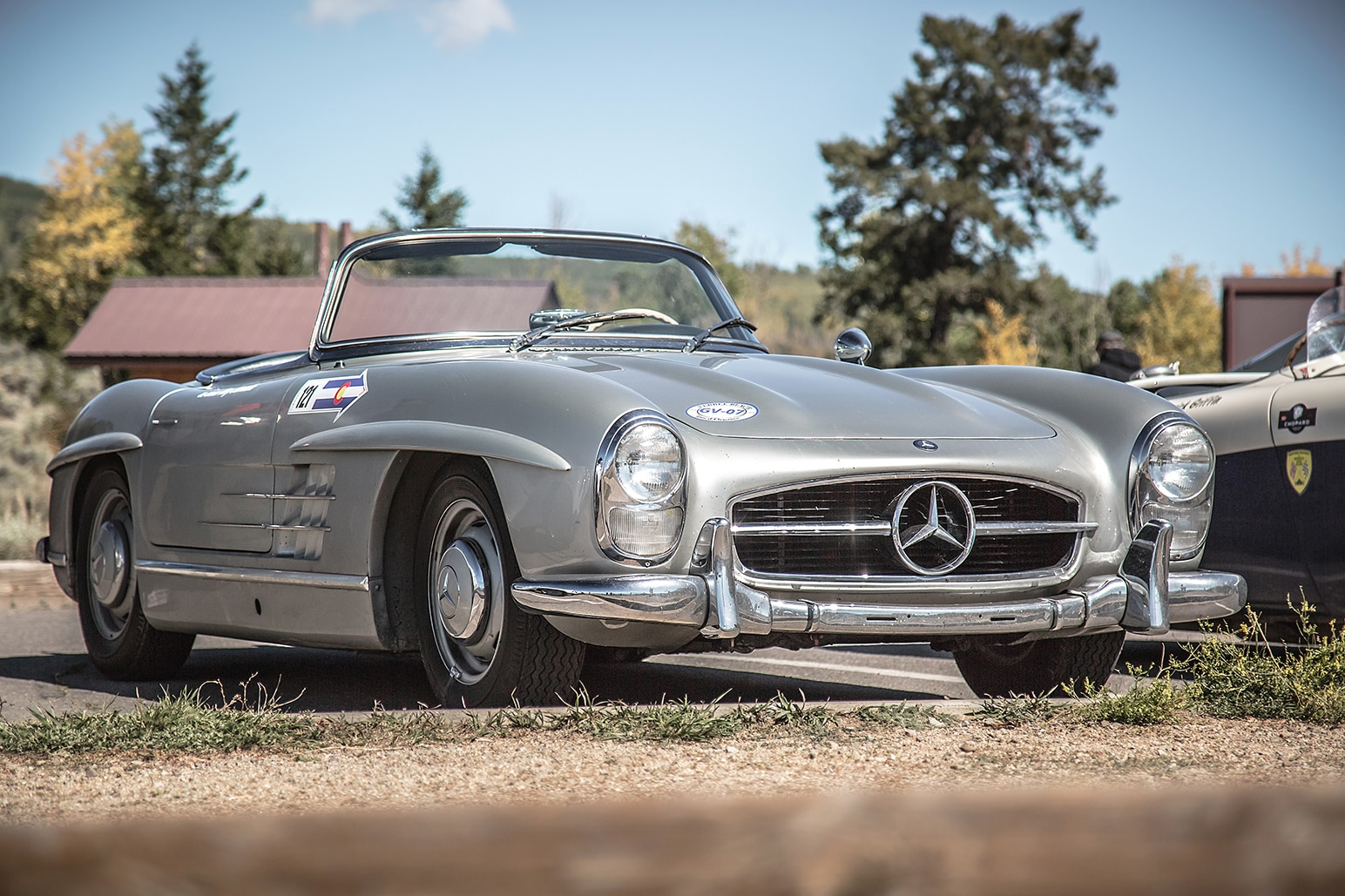 1957 mercedes benz 300sl roadster classic drive for Mercedes benz average price
