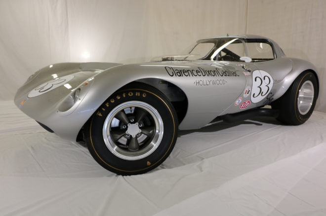 1964 Bill Thomas Competition Cheetah Barrett Jackson Front Three Quarters