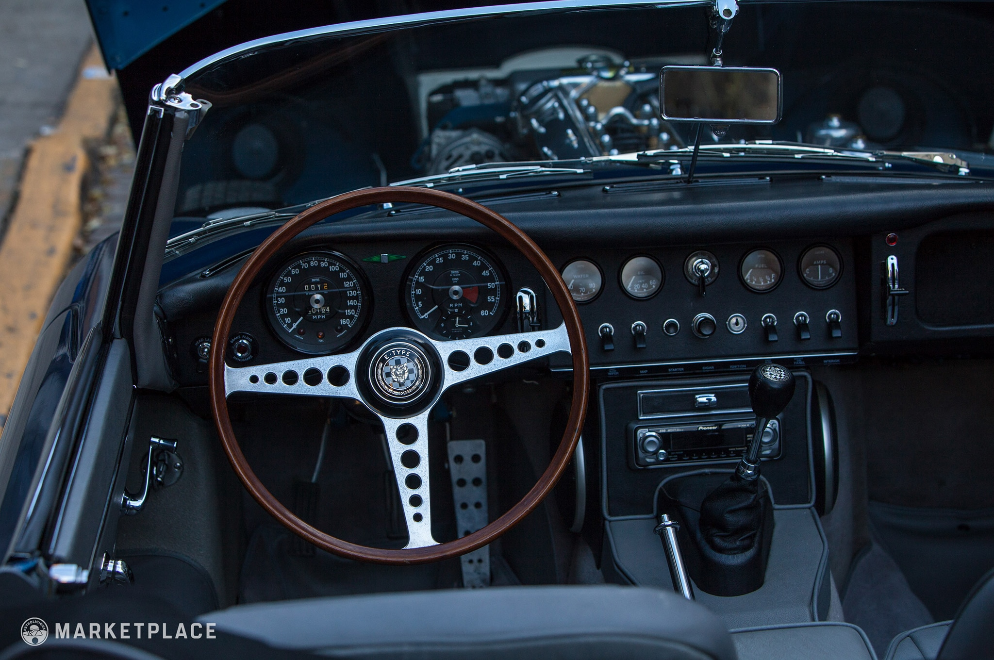 Just Listed 1966 Jaguar E Type S1 Automobile Magazine