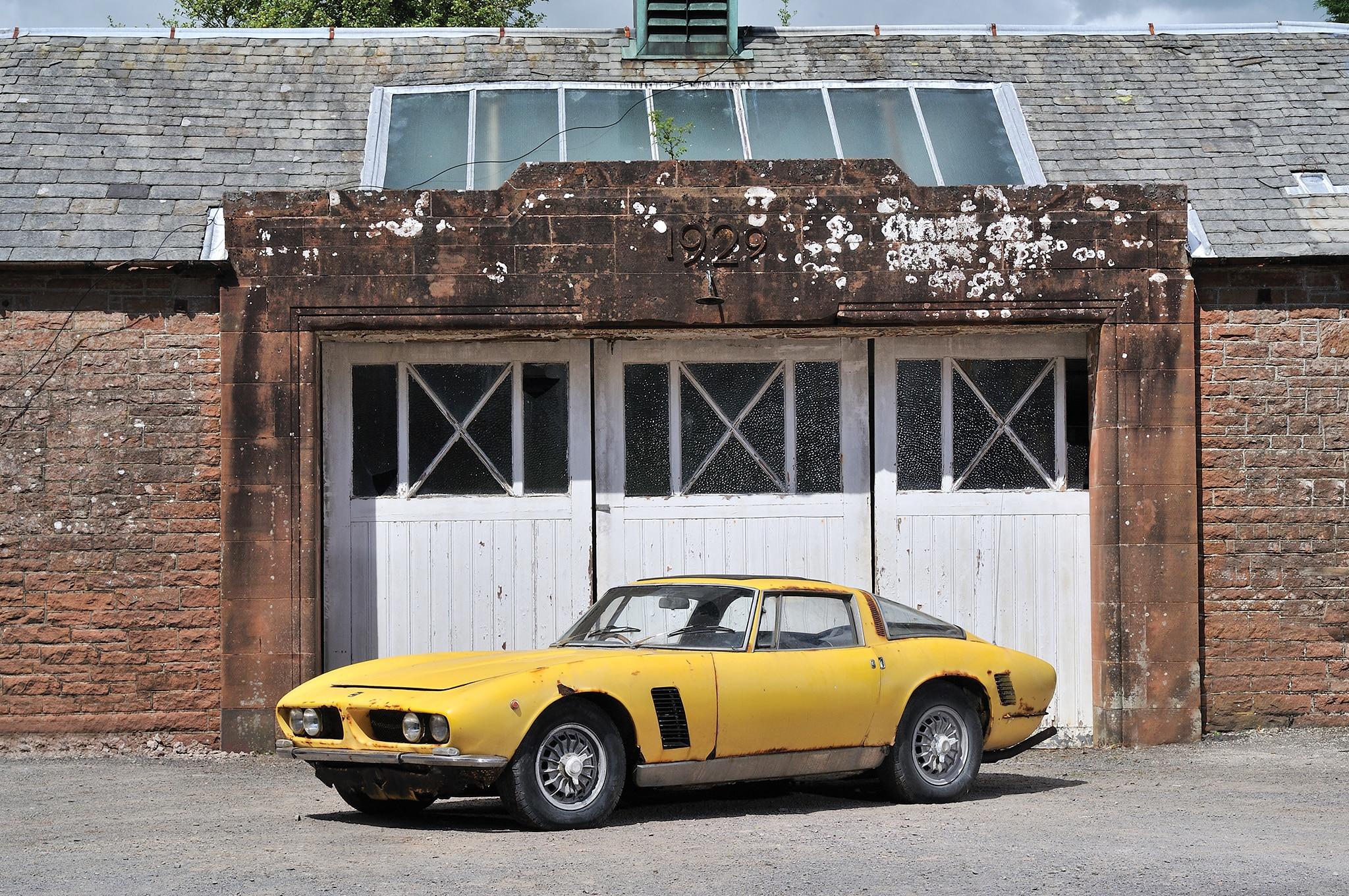 1967 Iso Grifo GL: 2016 RM Sotheby\'s London Sale Feature Car ...