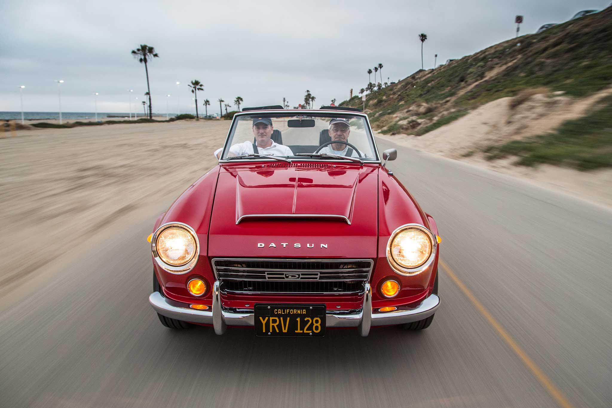 collectible classic 1967 1970 datsun 2000 roadster automobile