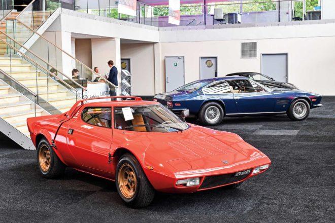1971 Lancia Stratos HF Stradale
