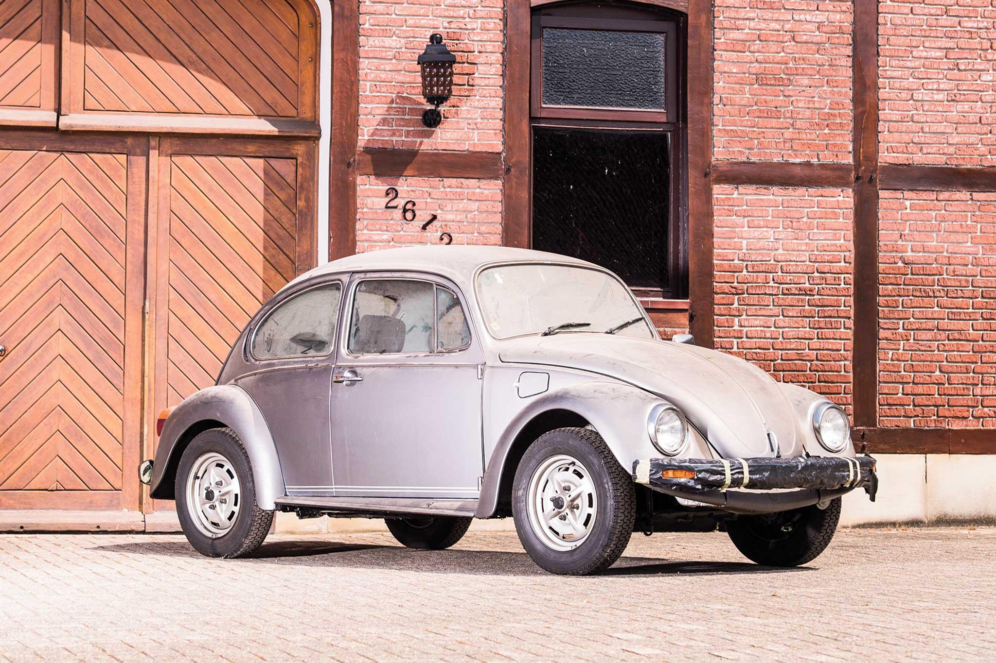 1985 Volkswagen Beetle
